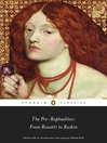 The Pre-Raphaelites:  From Rossetti to Ruskin (eBook): From Rossetti to Ruskin